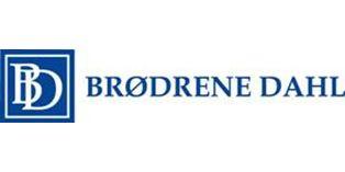 Bilderesultat for brødrene dahl logo
